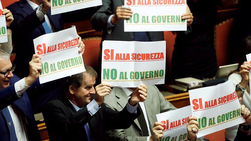 Italian Senate approves bill to make asylum applications harder