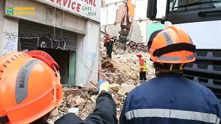 Число погибших в Марселе выросло до 6