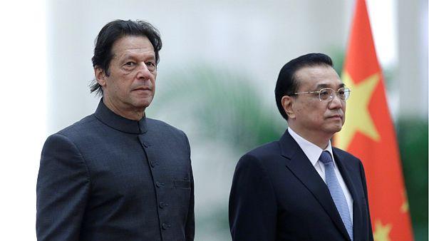 مقامات چین و پاکستان