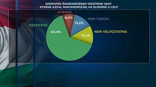 A többség szerint Magyarország veszítene azzal, ha a CEU elköltözne Budapestről