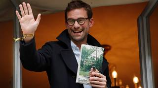 Le prix Goncourt pour Nicolas Mathieu