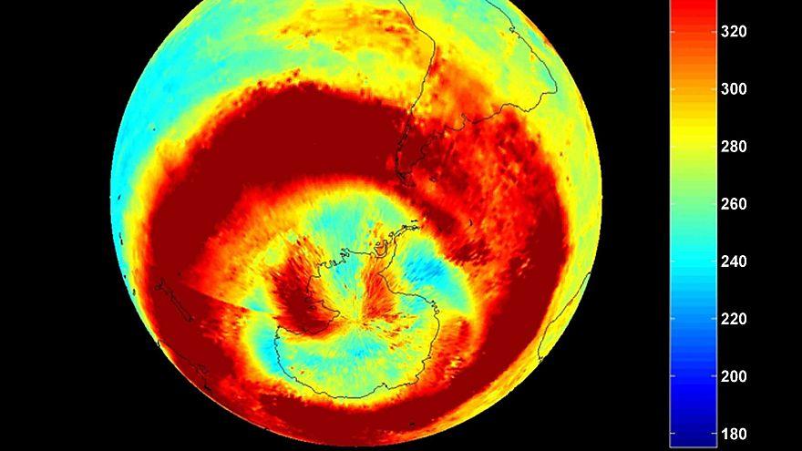 Birleşmiş Milletler'den umut verici rapor: Ozon tabakası iyileşiyor