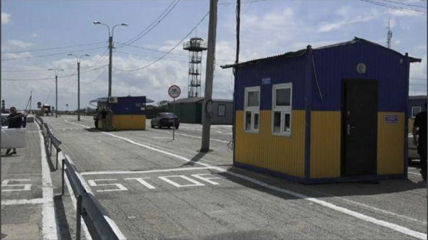 Ucraina, carcere per i russi che attraversano il confine illegalmente