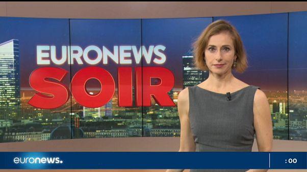 Euronews Soir : l'actualité de ce 7 novembre