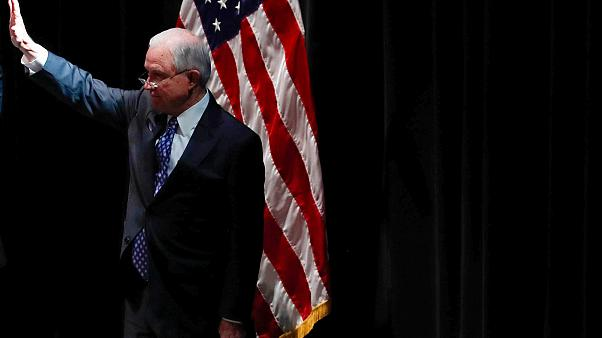 Jeff Sessions resigns as US Attorney General