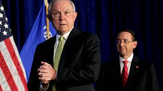 Lemondott az USA igazságügy-minisztere, Sessions Trump kérésére távozik