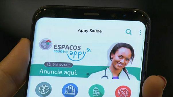 Appy trata da saúde dos angolanos