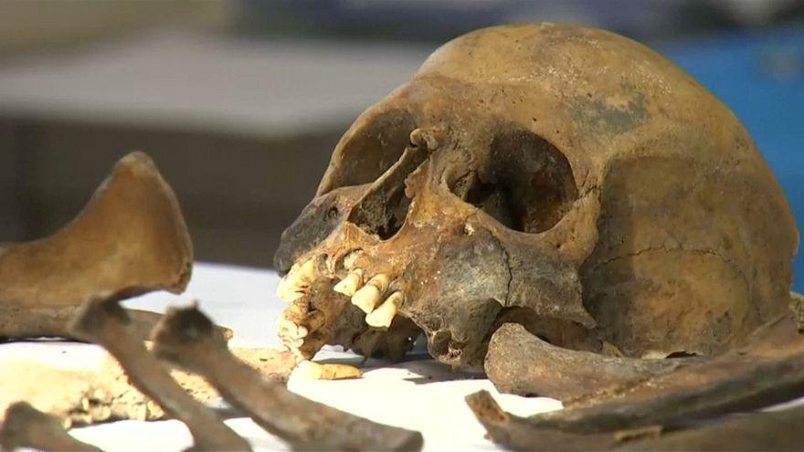 100 év után is kerülnek elő csontvázak a verduni csata helyszínén