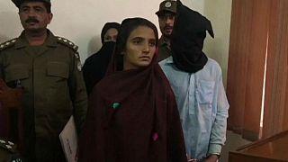 Pakistanlı Hıristiyan kadın serbest bırakıldı