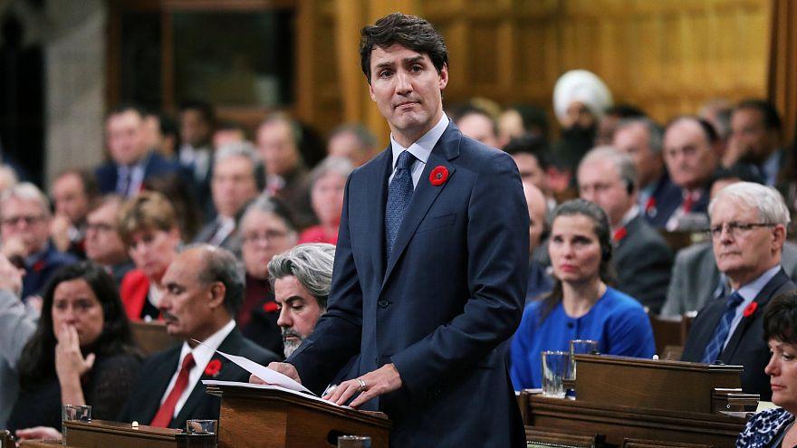 Kanada 1939'da reddettiği Yahudi mültecilerden resmen özür diledi