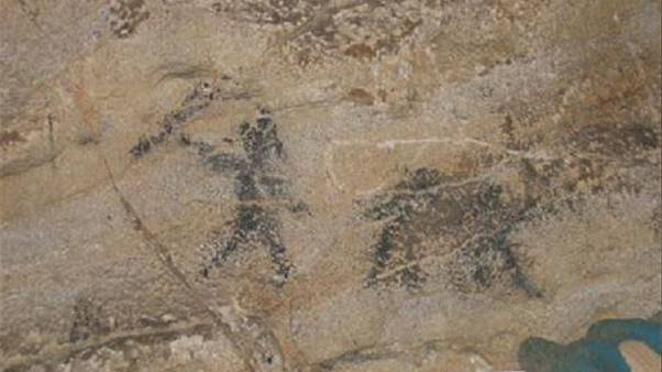 Yeni bulunan 40 bin yıllık dünyanın en eski mağara resimleri teori değiştirdi
