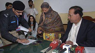 Pakistan blasphemy case: Christian woman freed from jail