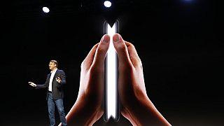 Samsung yeni modelini tanıttı: Katlanan ekran iki kat büyüyor