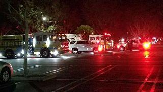 Au moins 11 morts dans une fusillade en Californie