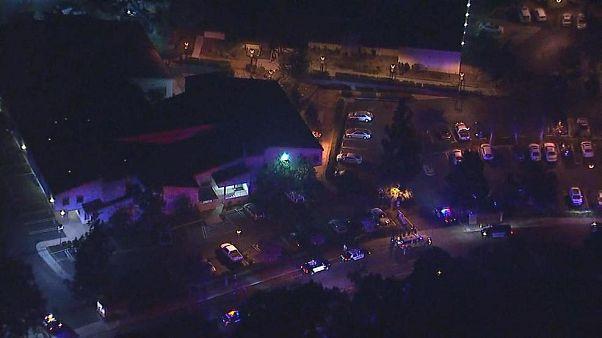 Стрельба под Лос-Анджелесом, есть раненые