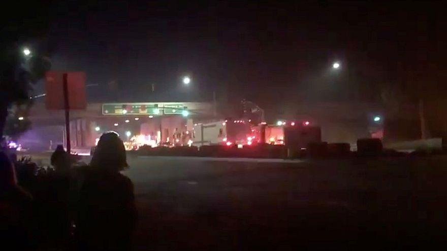 Spari in un locale in California: almeno 13 morti