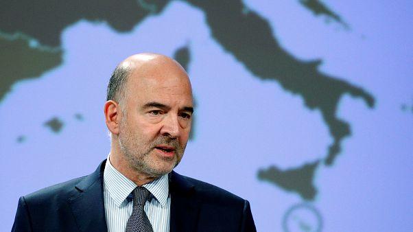 Ελλάδα: Ανάπτυξη 2% με αστερίσκους Μοσκοβισί