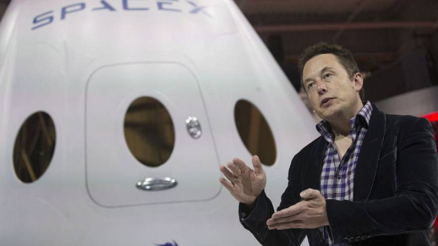 Elon Musk replaced as Tesla company chair