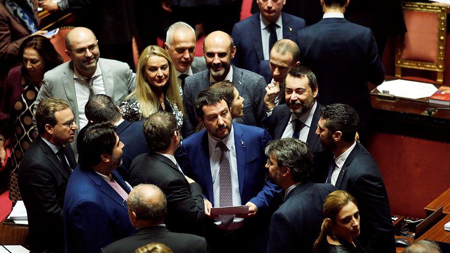 İtalya'da hükümeti ikiye bölen yasa tasarısında anlaşma sağlandı