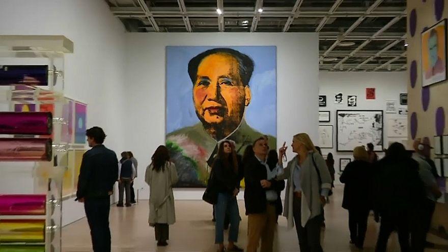 Andy Warhol vuelve a Nueva York