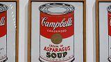 Warhol de retour à New York