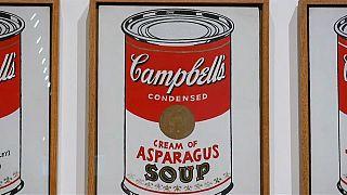 Andy Warhol - zurück in New York