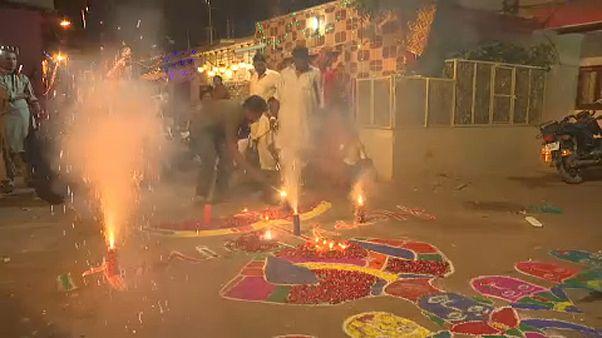 Fények fesztiválja: Diwali