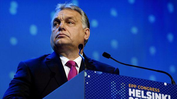 """Orbán, el """"chico malo"""" del Partido Popular Europeo"""