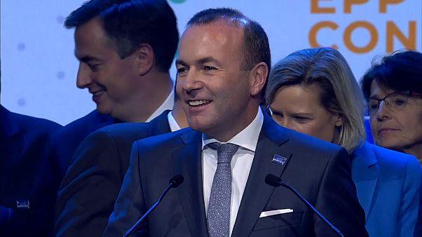 Weber, candidato conservador a presidir la Comisión Europea