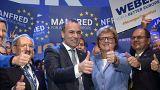 Manfred Weber lett az Európai Néppárt csúcsjelöltje