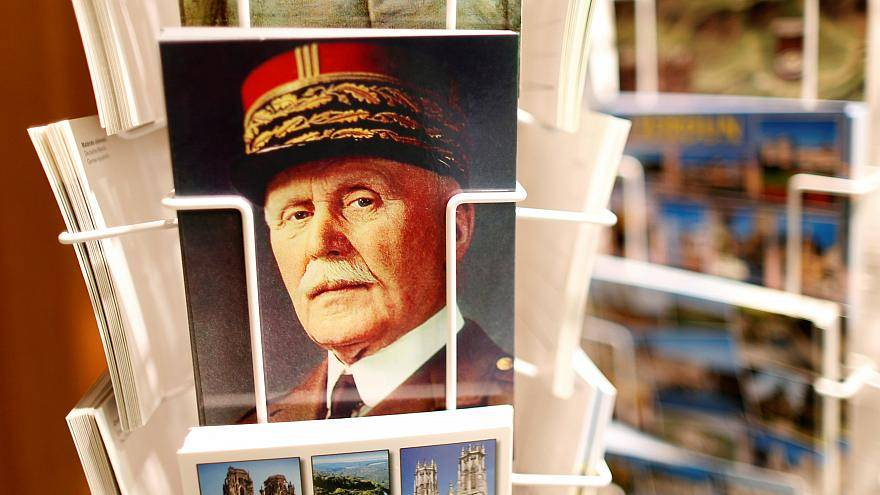 Wirbel nach Macron-Äußerung über Nazi-Kollaborateur Pétain