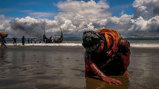 Rohingyalı mülteciler