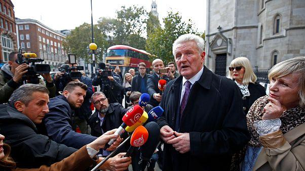 Todoric erhielt Ende Oktober das Urteil für seine Auslieferung