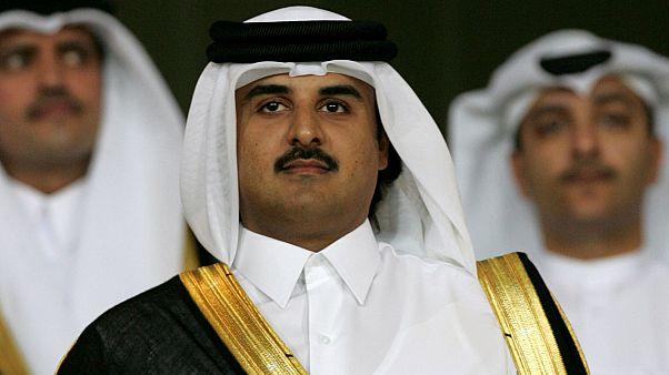 أمير قطر يزور تركيا الجمعة للقاء أردوغان