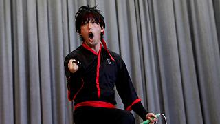 Guinness Book : corde à sauter de haute voltige
