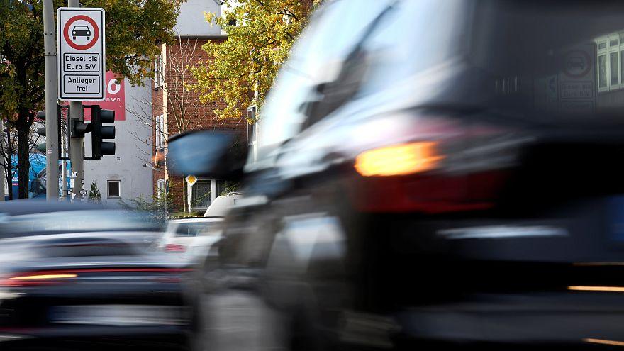 Bald auch in Köln: Fahrverbot für ältere Diesel