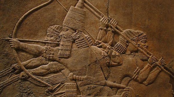 İngiltere'deki sergi Asur İmparatoru Aşurbanipal hakkında bilinmeyenlere ışık tutacak