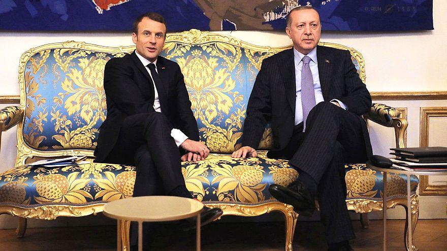 Macron'un Erdoğan davetine Fransız aydınlardan tepki: Politikalarını kabul etmiyoruz mesajı verilsin
