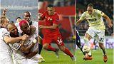 Beşiktaş, Fenerbahçe ve Akhisarspor için UEFA Avrupa Ligi'nde kritik maçlar