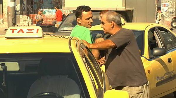 Στα δικαστήρια η μετωπική του Συνδικάτου Οδηγών Ταξί με την beat