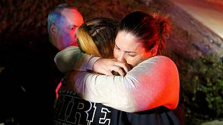 'I'll never get that picture out of my head'; Witnesses recall moment of California shooting
