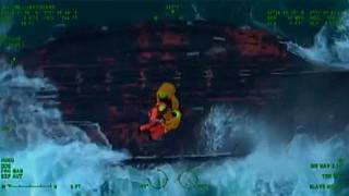 Video | Manş Denizi'nde tekneleri alabora olan balıkçılar kurtarıldı