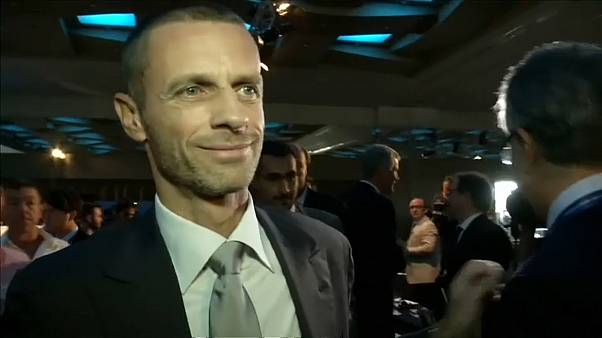 Calcio: Aleksander Čeferin sarà rieletto presidente dell'Uefa