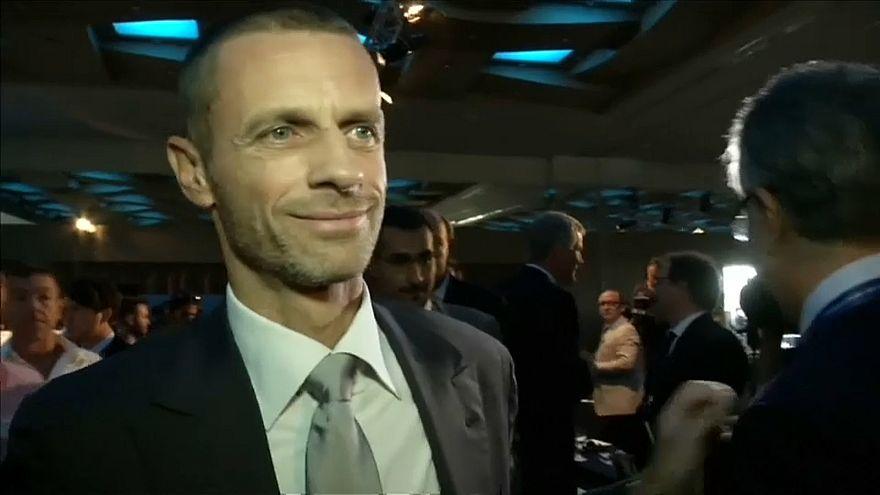 UEFA-Präsident Čeferin bei nächster Wahl ohne Gegenkandidat