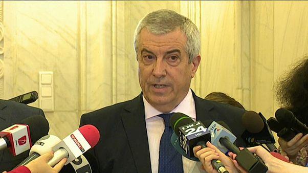Călin Popescu-Tăriceanu, Präsident des rumänischen Senats