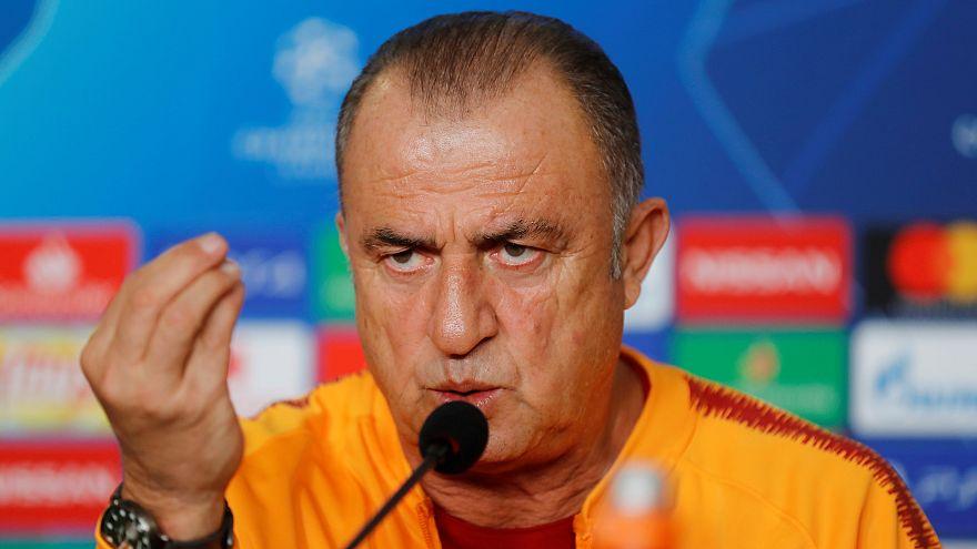 PFDK'dan Galatasaray'a ağır ceza: Terim 7 hafta maçlardan men edildi