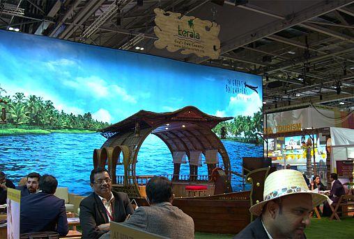 Öko- és etikus turizmus a World Travel Marketen
