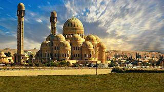صورة لمسجد الموصل الكبير