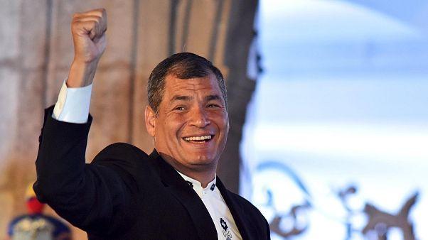 Eski Ekvador lideri Belçika'ya sığınma talebinde bulundu iddiası