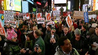 Usa, proteste per le dimissioni forzate di Sessions